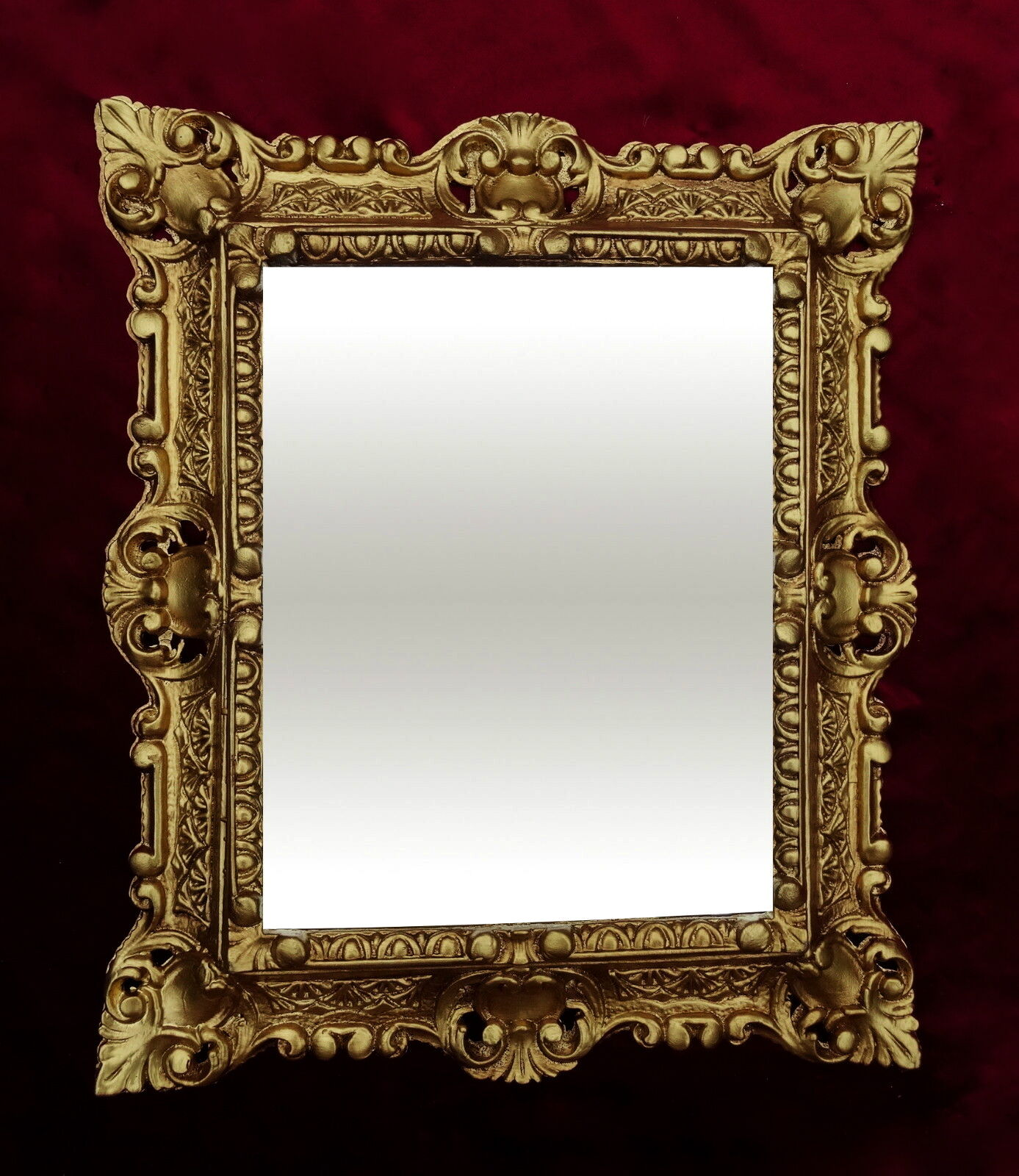 bilderrahmen vintage shabby chic barock gold fotorahmen jugendstil 44x38. Black Bedroom Furniture Sets. Home Design Ideas
