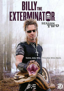 Billy the Exterminator: Season Two (DVD,...