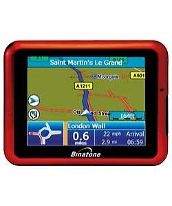 Binatone G430 Automotive GPS Receiver