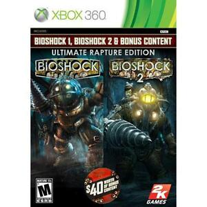 BioShock: Ultimate Rapture Edition  (Xbo...