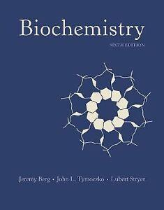 Biochemistry by Jeremy M. Berg, John L. ...