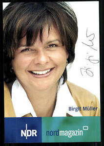 Birgit Müller Ndr