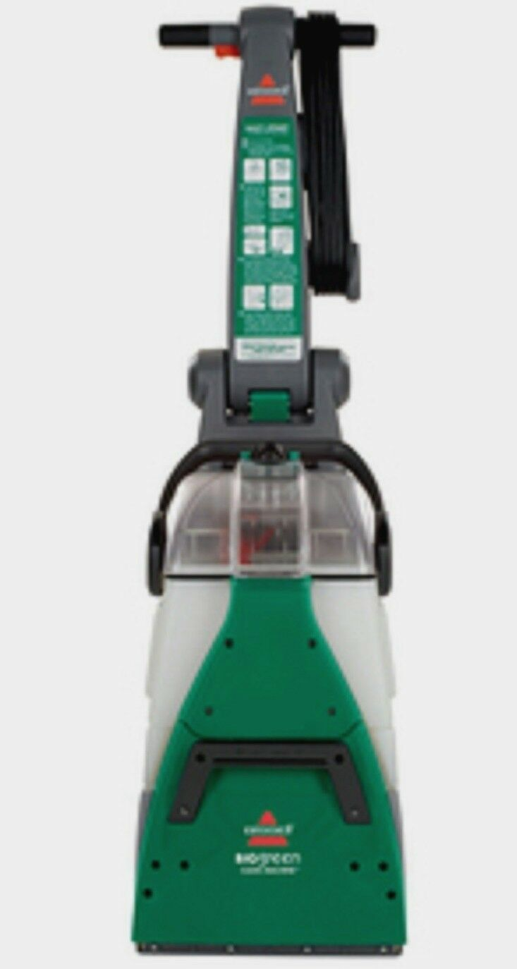 bissell big green machine carpet shampooer extractor cleaner