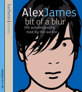 Bit-Of-A-Blur-The-Autobiography-James-Alex-Good-Book