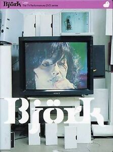 Bjork - Later With Jools Holland (DVD, 2...