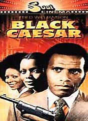 Black Caesar (DVD, 2001, Soul Cinema)