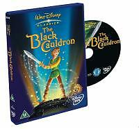 The Black Cauldron (DVD, 2002)