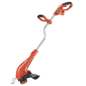 black amp decker 14 in grass hog trimmer edger gh700r ebay. Black Bedroom Furniture Sets. Home Design Ideas