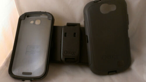 Black/Gray Carbon OtterBox Defender Case for Samsung SGH-I437 GALAXY Express New in Cell Phones & Accessories, Cell Phone Accessories, Cases, Covers & Skins | eBay