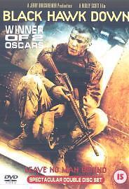 Black Hawk Down (DVD, 2002, 2-Disc Set)