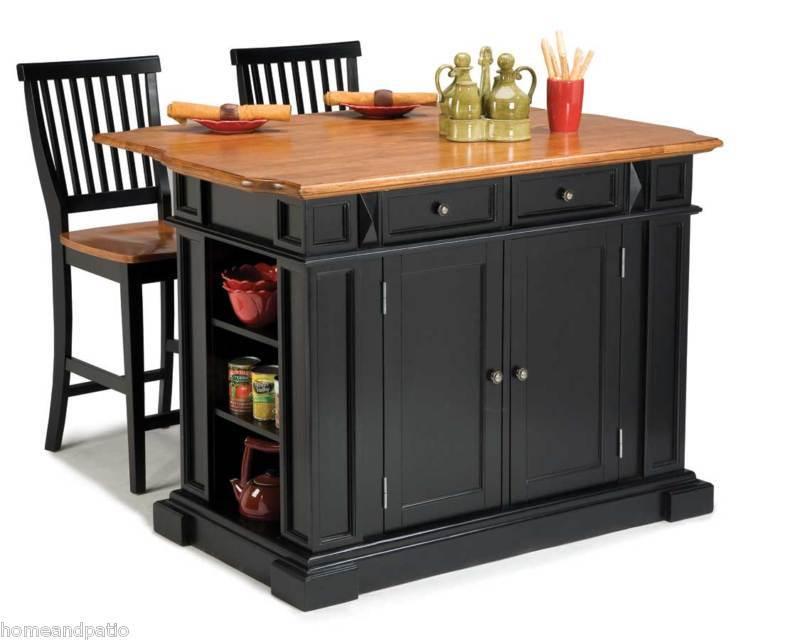 Kitchen Islands Black Kitchen Ideas