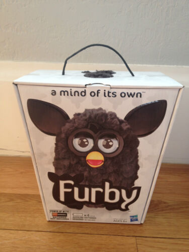 Black Magic Black Furby BRAND NEW IN SEALED BOX...FREE SHIPPING! in Toys & Hobbies, Electronic, Battery & Wind-Up, Electronic & Interactive | eBay