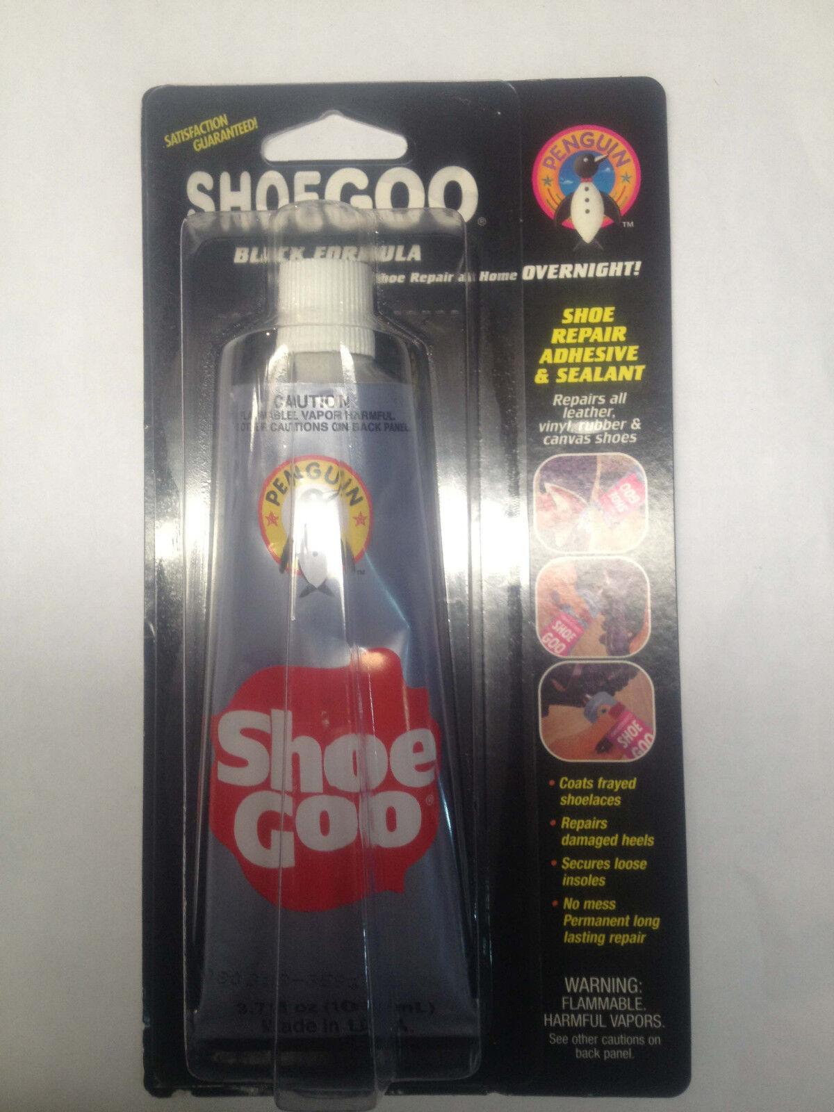 black penguin shoe goo repair adhesive glue shoes