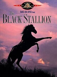 The Black Stallion (DVD, 1997, Letterbox...