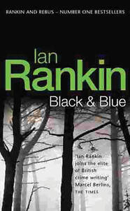 Black and Blue by Ian Rankin (Paperback,...