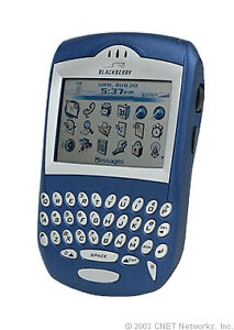 BlackBerry 7230 - Blue (T-Mobile) Smartp...