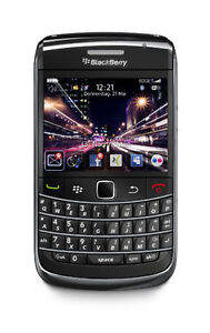 BlackBerry Bold 9700 - Black (O2) Smartp...