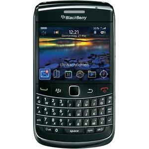 BlackBerry Bold 9700 - Black (Orange) Sm...