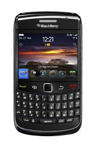 BlackBerry Bold 9780 - Black (Orange) Sm...