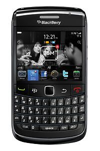 BlackBerry Bold 9780 - Black (Virgin Mob...