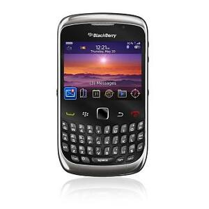 BlackBerry Curve 3G 9300 - Graphite grey...