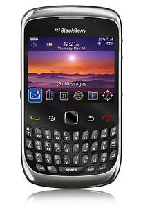 BlackBerry Curve 3G 9300 - Grey (3) Smar...