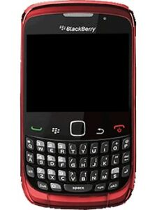 BlackBerry Curve 3G 9300 - Red (Vodafone...