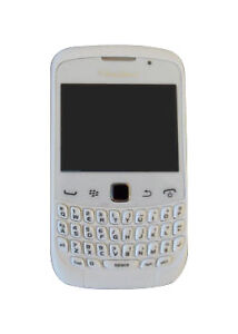 BlackBerry Curve 3G 9300 - White Unlocked Smartphone | eBay