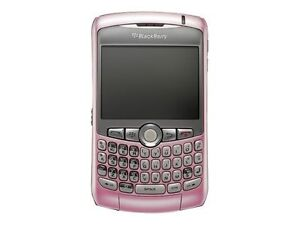 BlackBerry Curve 8310 - Pink (Unlocked) ...