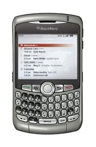 BlackBerry Curve 8310 - Silver (T-Mobile...