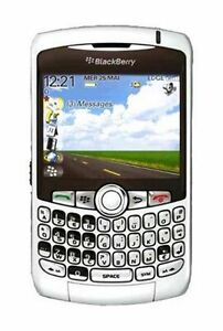 BlackBerry Curve 8310 - White (Unlocked)...