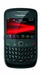 BlackBerry Curve 8520 - Black (Unlocked)...