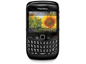 BlackBerry Curve 8520 - Black (Virgin Mo...