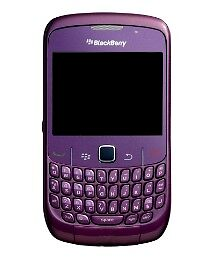 BlackBerry Curve 8520 - Purple (Unlocked...