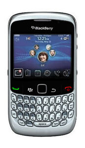 BlackBerry Curve 8520 - Silver (Unlocked...