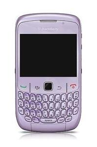 BlackBerry Curve 8520 - Violet (Virgin M...