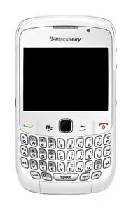 BlackBerry Curve 8520 - White (Virgin Mo...