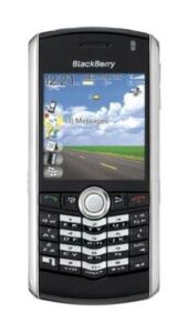 BlackBerry Pearl 8100 - Black (Vodafone)...