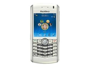 BlackBerry Pearl 8100 - White (O2) Smart...