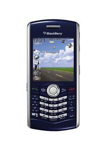 BlackBerry Pearl 8110 - Blue (T-Mobile) ...