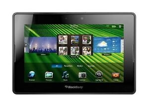 BlackBerry PlayBook 64GB, Wi-Fi, 7in - B...