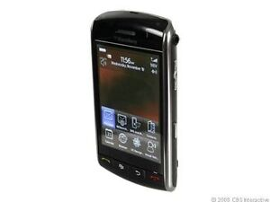 BlackBerry Storm 9500 - 1 GB - Black (Un...