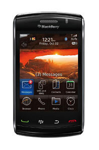 BlackBerry Storm2 9520 - 2 GB - Black (O...