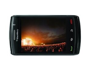 BlackBerry Storm2 9520 - 2 GB - Black (U...