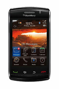 BlackBerry Storm2 9520 - 2 GB - Black (V...