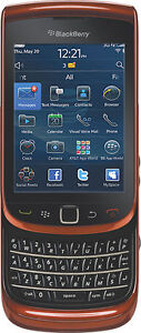 BlackBerry Torch 9800 - 4 GB - Red (Unlo...