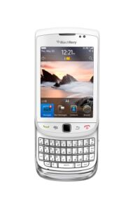 BlackBerry Torch 9800 - 4 GB - White (3)...