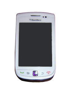BlackBerry Torch 9800 - 4 GB - White (Vo...