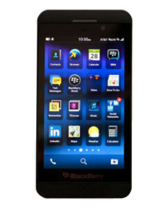 BlackBerry Z10 - Schwarz