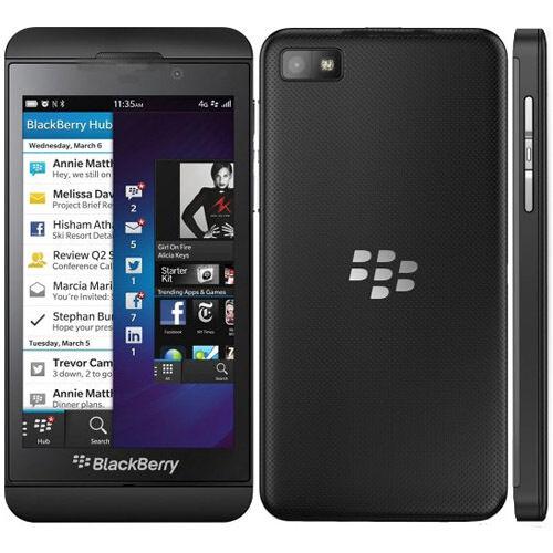 Blackberry Z10 16GB GSM Smartphone (Black) Factory UNLOCKED